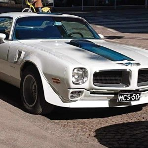 Pontiac Firebird Trans Am 1970