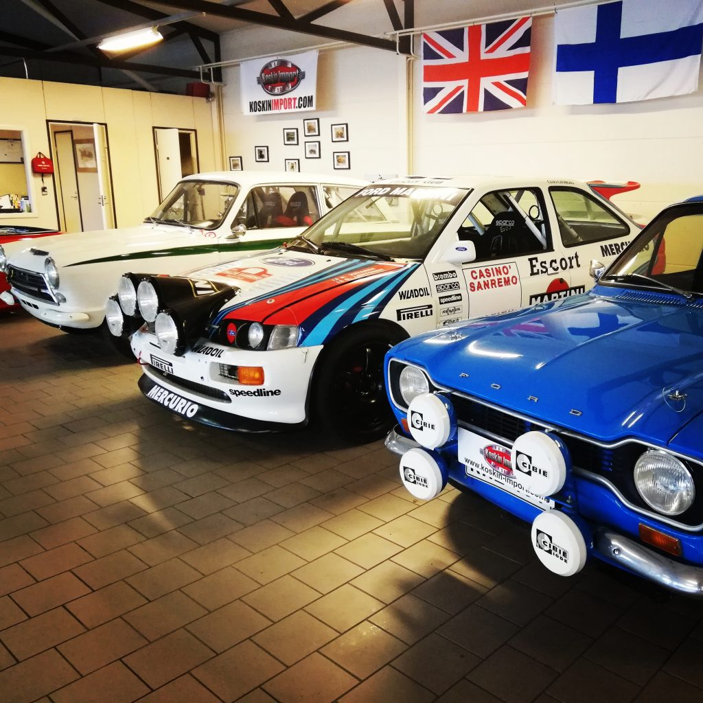 Sold Classic Rally Cars Koskin Import For Sale